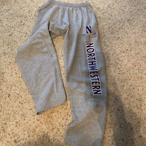 northwestern sweatpants